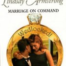 Marriage On Command by Lindsay Armstrong Harlequin Presents Novel Book 0373122829