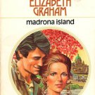 Madrona Island by Elizabeth Graham Harlequin Presents Novel Romance Book 0373104464