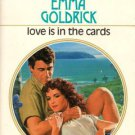Love Is In The Cards by Emma Goldrick Harlequin Presents Novel Romance Book 0373113609