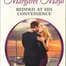 Bedded At His Convenience by Margaret Mayo Harlequin Presents Book 0373126662