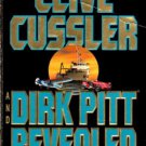 Dirk Pitt Revealed by Clive Cussler Craig Dirgo Fiction Ex-Library Book 0671026224