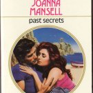 Past Secrets by Joanna Mansell Harlequin Presents Romance Novel Book Love Fantasy
