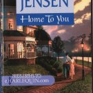 Home To You by Muriel Jensen Harlequin American Romance Fiction Fantasy Love Novel Book 0373153279