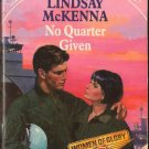 No Quarter Given by Lindsay McKenna Silhouette Special Edition Novel Book 0373096674