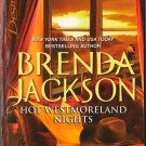 Hot Westmoreland Nights by Brenda Jackson Silhouette Desire Book 0373730136