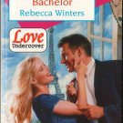 Undercover Bachelor by Rebecca Winters Harlequin Romance Novel Book 0373035497
