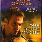 One Tough Marine by Paula Graves Harlequin Intrigue Suspense Romance Novel Love Book