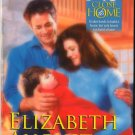 Joey's Father by Elizabeth August Harlequin Fiction Romance Novel Book 037336122X
