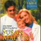 Their Little Princess by Susan Mallery Harlequin Fiction Romance Novel Book 0373361254
