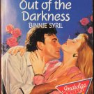 Out Of The Darkness by Binnie Syril Halequin Temptation Romance Love Fantasy Novel Book