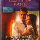The Pediatrician's Personal Protector by Mallory Kane Harlequin Intrigue Book Novel