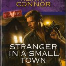 Stranger In A Small Town by Kerry Connor Harlequin Intrigue Fiction Fantasy Romance Novel Book
