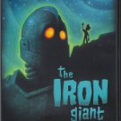 Special Edition: The Iron Giant A Brad Bird Film Rated PG DVD Movie Robot Region 1
