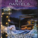 Winchester Christmas Wedding by B.J. Daniels Harlequin Intrigue Romantic Suspense