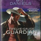 Twelve-Gauge Guardian by B.J. Daniels Montana Harlequin Intrigue Fiction Novel Book