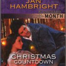 Christmas Countdown by Jan Hambright Harlequin Intrigue Fiction Fantasy Novel Book