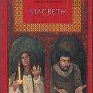 MacBeth HBJ William Shakespeare Ken Roy Margaret Kortes Witch Textbook Book 1988