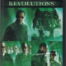 Matrix Revolutions Neo Trinity Morpheus Full Screen Edition R DVD Movie Region 1