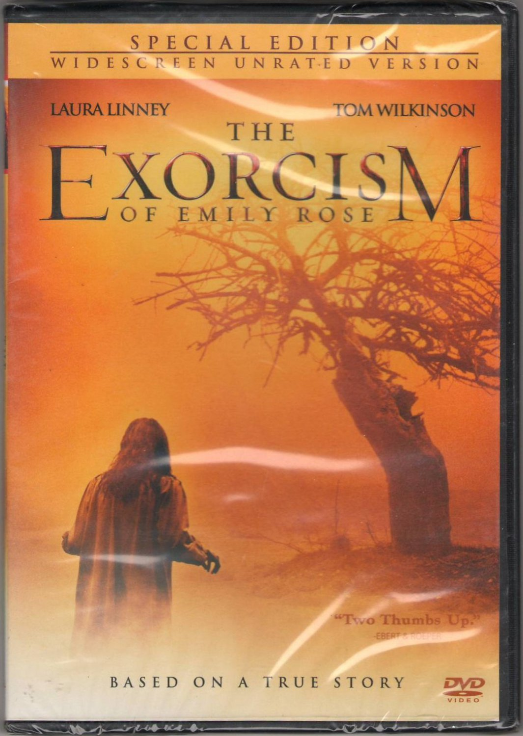 The Exorcism Of Emily Rose Laura Linney Tom Wilkinson Widscreen Movie Special Edition Region 1 DVD