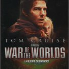 War Of The Worlds La Guerre des Mondes Tom Cruise Shattering Adventure PG-13 Movie Region 1 DVD