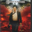 Constantine Keanu Reeves Rachel Weisz Shia LaBeouf Widescreen Edition Region 1 DVD Movie