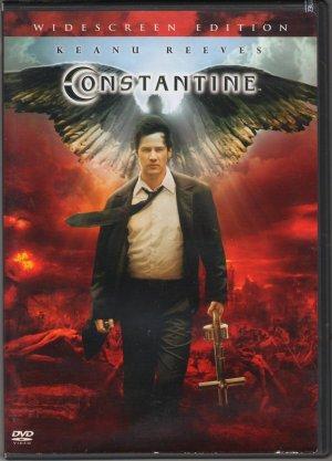 Constantine Keanu Reeves Rachel Weisz Shia LaBeouf Widescreen Edition Region 1 DVD Movie