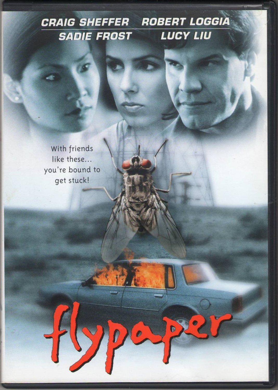 Flypaper Craig Sheffer Robert Loggia Sadie Lucy Liu Region 1 DVD Movie R