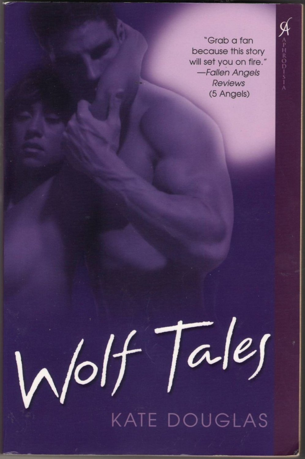 Wolf Tales by Kate Douglas Fiction Sexual Fantasy Love Erotic Sensual  Romance Book