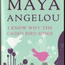 I Know Why The Caged Bird Sings by Maya Angelou Novel Book Paperback
