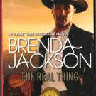 The Real Thing by Brenda Jackson Westmoreland Harlequin Desire Romance Love Novel Book, #2287