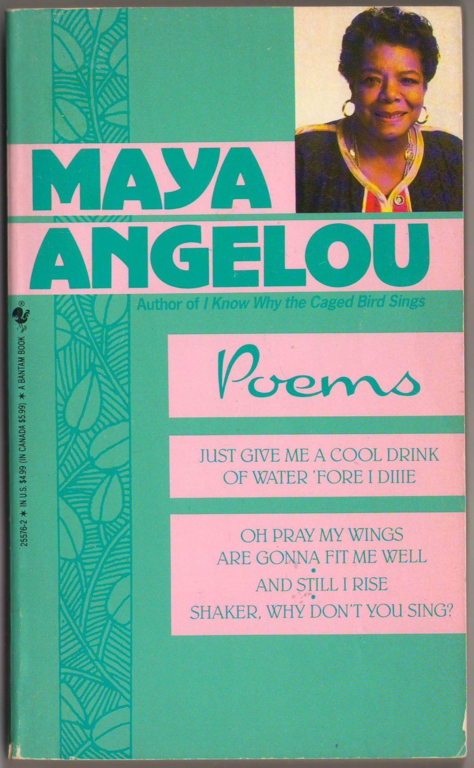 Poems by Maya Angelou, How Can I Lie To You, They Went Home, A Zorro Man, To A Man