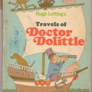 Travels of Doctor Dolittle by Al Perkins Philip Wende Book Club Edition SMC