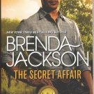 The Secret Affair by Brenda Jackson #2341