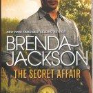 The Secret Affair by Brenda Jackson #2341