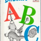 A B C by Dr. Seuss SMC Beginner Books I Can Read It All By Myself