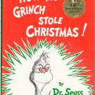 How The Grinch Stole Christmas! by Dr. Seuss SMC Special 40Th Anniversary Edition