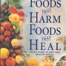 Foods That Harm Foods That Heal Reader's Digest SMC