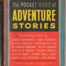 The Pocket Book of Adventure Stories by Philip Van Doren Stern SMC