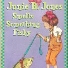 Junie B. Jones Smells Something Fishy by Barbara Park SMC