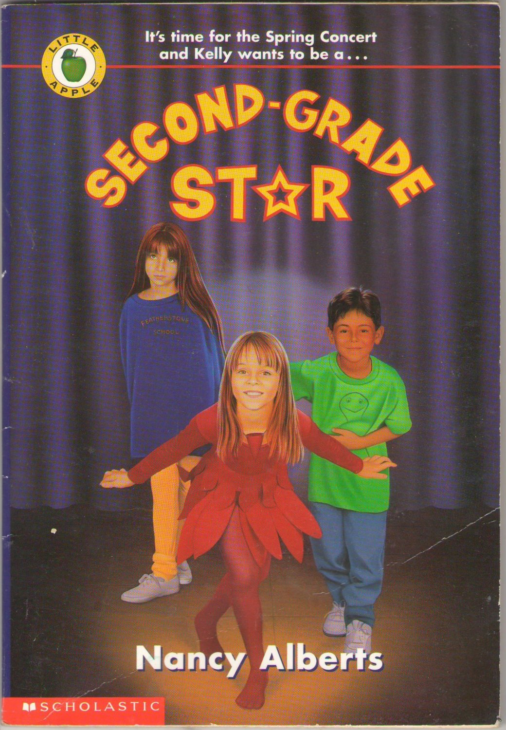 Second-Grade Star by Nancy Alberts SMC