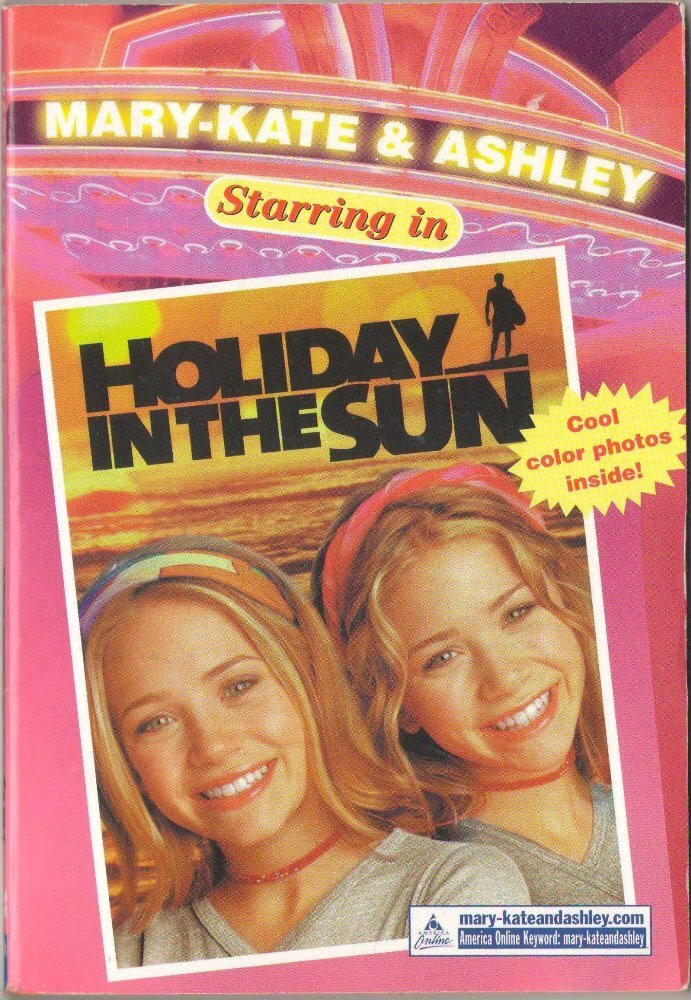 Holiday In The Sun by Eliza Willard Mary-Kate and Ashley SMC