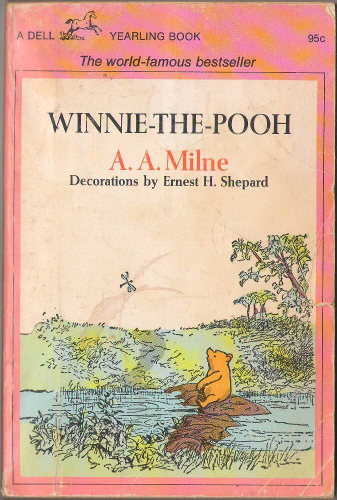 Winnie-The-Pooh by A. A. Milne Ernest H. Shepard SMC