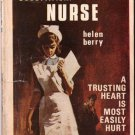 Occupation: Nurse by Helen Berry Novel Book #258 SMC