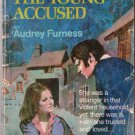 The Young Accused by Audrey Furness Novel Book #732 1971 SMC