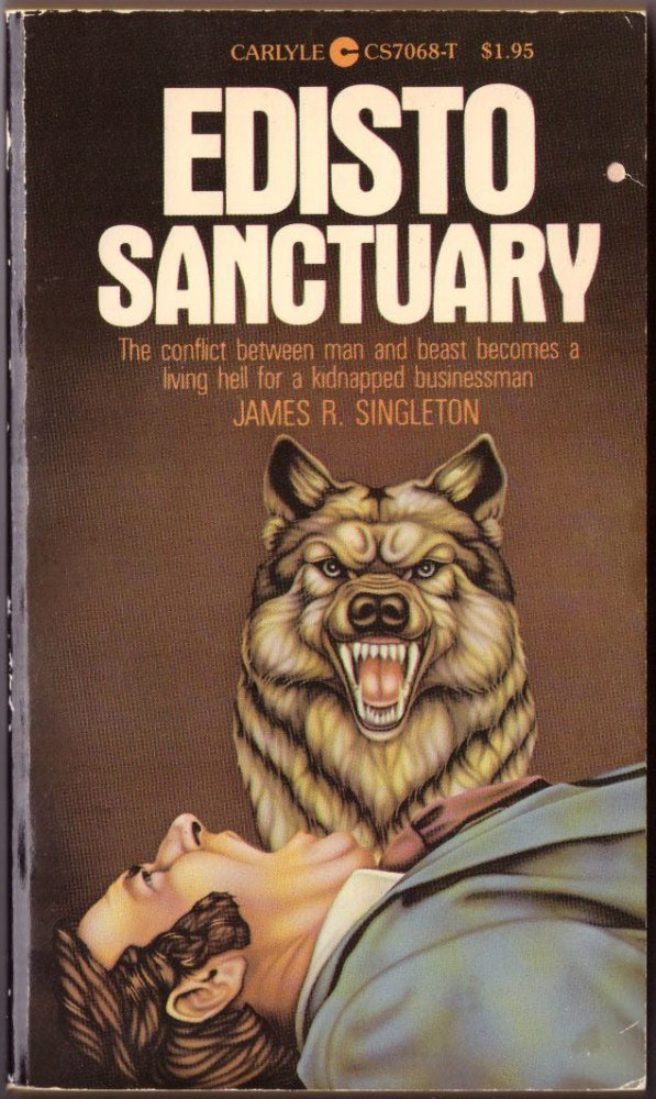 Edisto Sanctuary by James R. Singleton, Paperback, 1980, 0503070688