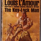 The Key-Lock Man by Louis L'Amour This Book Split In Two