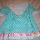 Demi Lass Dress Girls 4T  Free Shipping