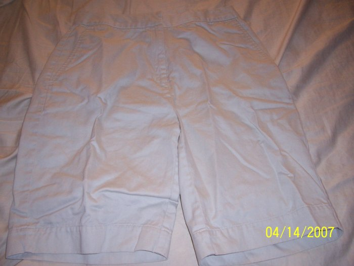 NIKE Golf Shorts Womens 10  Free Shipping