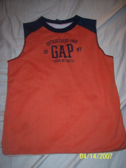 Gap Tank Top Boys 7-8  Free Shipping