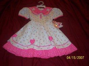 New Kids Fashion Dress Girls 4  Free Shipping